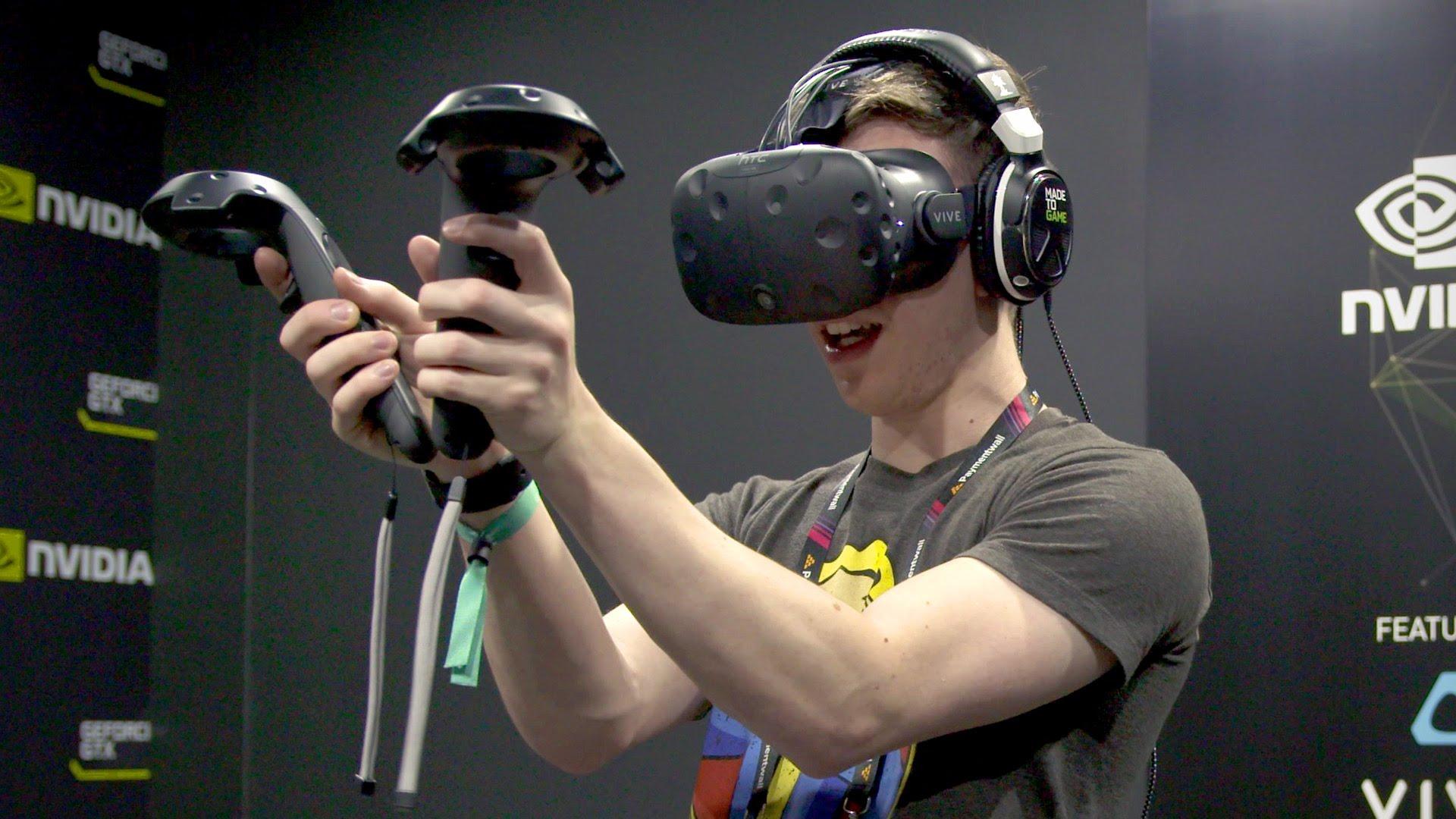 一名女玩家興奮體驗VR打僵屍「還以為變成神」,一玩多P模式立刻被男玩家性侵...