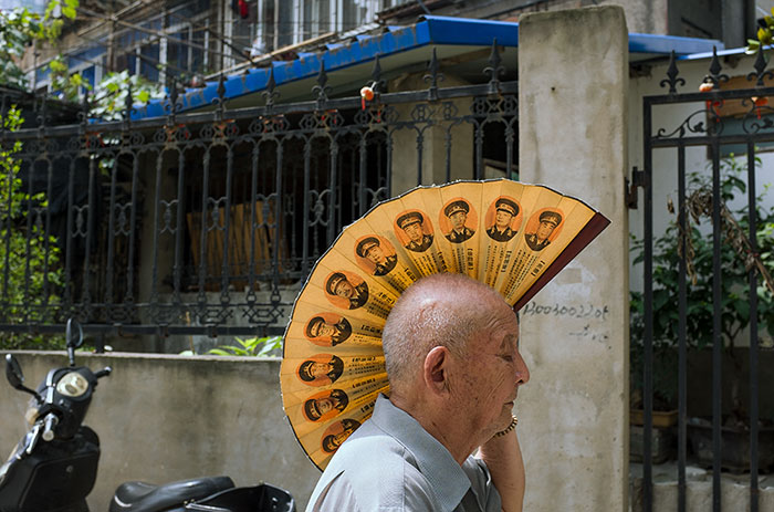 Perfectly Timed Street Photography