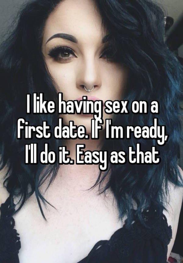 13個女生告訴你為何「第一次約會就是要啪啪啪」,#7說出了許多女性的心聲!