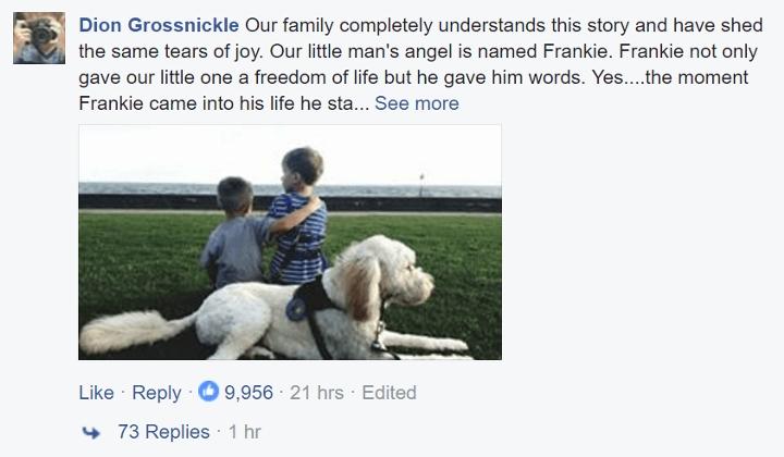 5歲自閉症男孩不善與人溝通連媽媽都不給碰,這畫面讓媽媽忍不住噴淚!