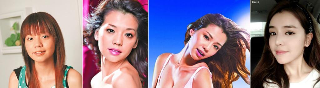 宅男女神李毓芬爆整形「13年驚換5張臉」!「小眼塌鼻神級進化照」遭起底讓粉絲超崩潰!