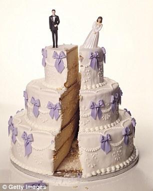 從婚禮照片就能「看出一段婚姻注定會失敗」!婚禮攝影師表示「注意新娘新郎切蛋糕時」...