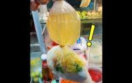 「湯和麵分開裝!」老闆獨創「乾溼分離熱滴湯麵」1橡皮筋+1袋子完美搞定!