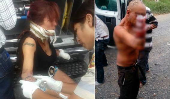 (非趣味) 6名男女遭「活生生斷掌」跟屍體被丟路邊,「塑膠袋12隻血淋淋斷掌」連警方都忍不住吐了...