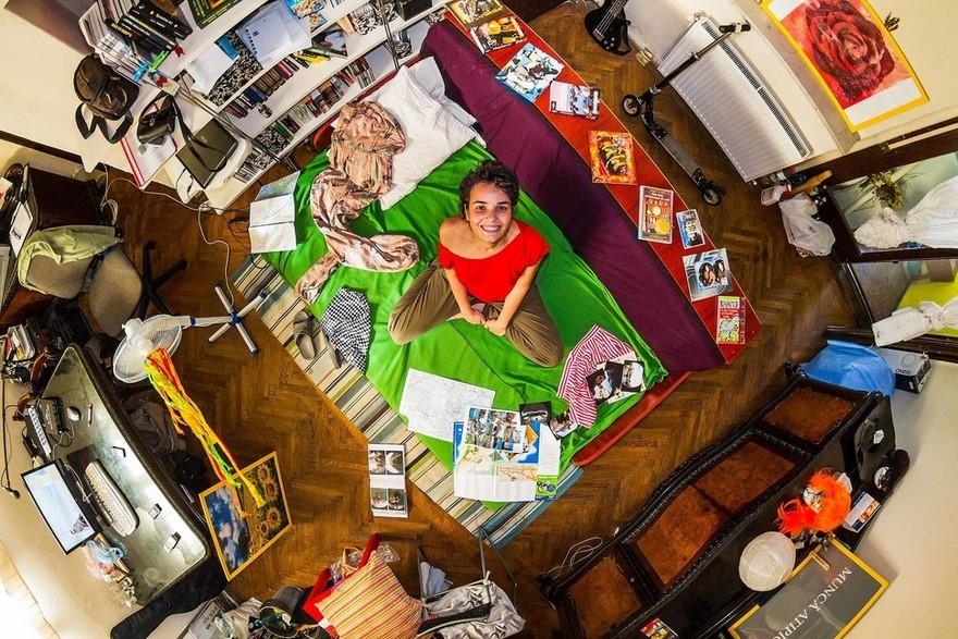 31張「世界各地年輕人的超隱秘房間」大公開 日本工程師完美詮釋「反差萌」!