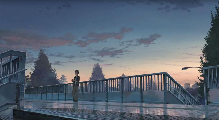 11個《你的名字。》的「動畫vs.真實場景比較」,#10系守町的湖真實世界中也超美!(內含實際位置)
