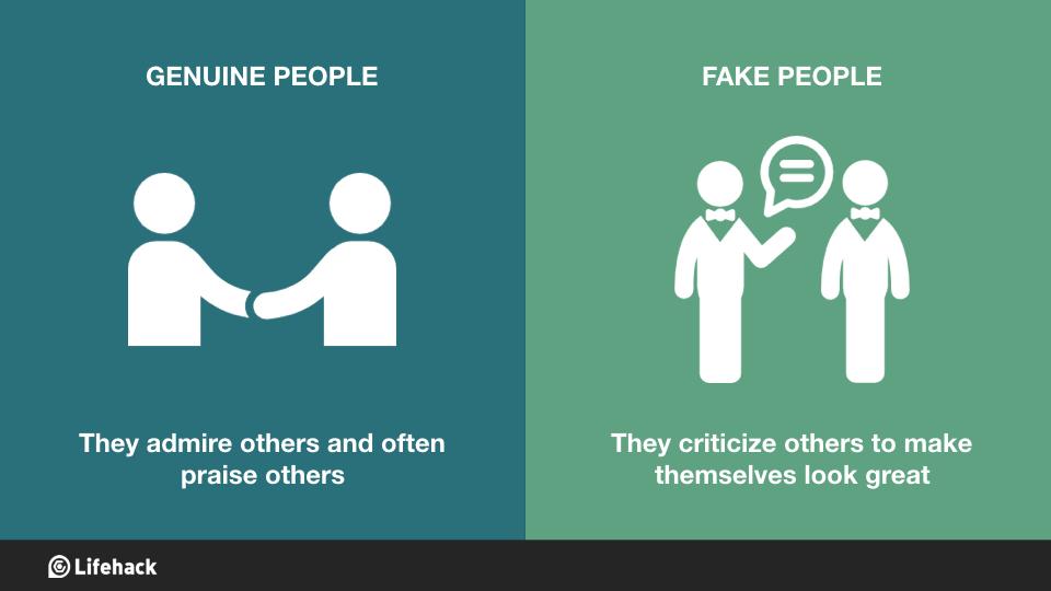8個讓你看清不該跟誰做朋友的「真誠vs虛假對比圖」 他又在炫耀「買新鞋」就是警訊!