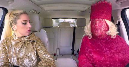 女神卡卡「車上唱卡拉OK」展現歌聲但主持人換不同經典「卡卡裝」整她!12:13那件讓卡卡超尷尬!