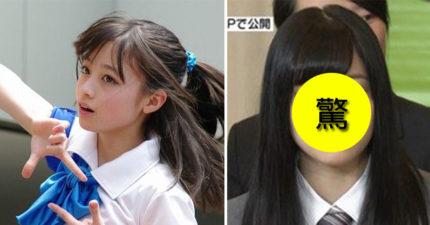 「千年一見美少女」橋本環奈的差皮膚痘痘照曝光,網友崩潰說「天使劣化!」