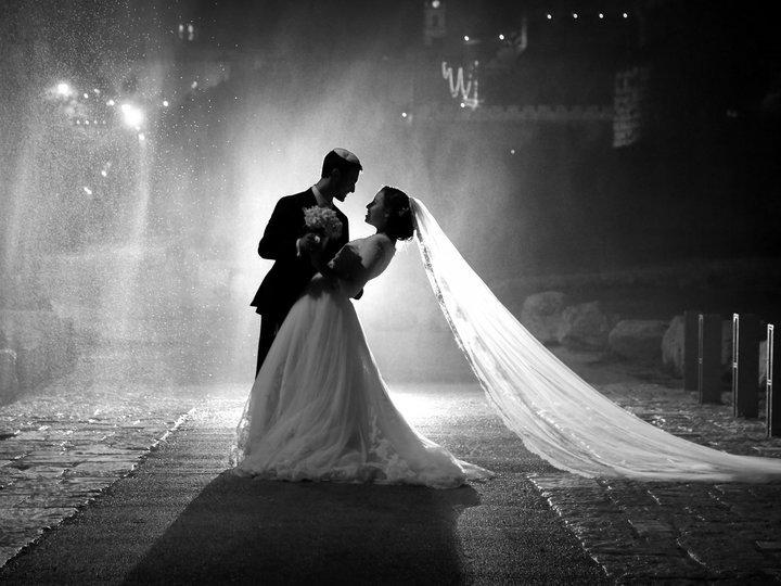 這對新婚夫妻「從嬰兒時期認識」一路相愛最後結婚,他們透露簡單但也最難「愛情長跑12年的秘訣」。
