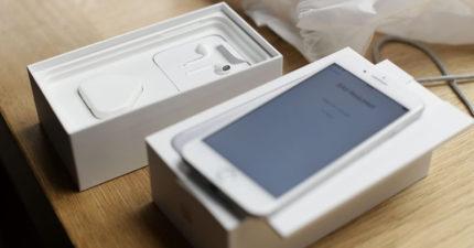 女子讓她的「20位男友」同時送20支iPhone 7,全部賣掉後買了一間房子。