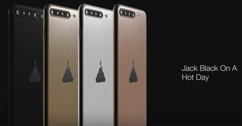 iPhone 8廣告不小心流出!看完超狂鏡頭數量覺得不能買iPhone 7了。