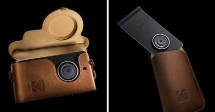 柯達推出了「突破創新」Android智慧型手機,有了這個你就可以丟掉iPhone和單眼相機了!