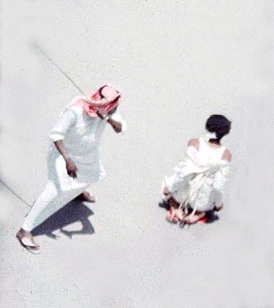 王子犯法與庶民同罪!沙烏地阿拉伯王子殺人「被斬首處決」,40年來首例。