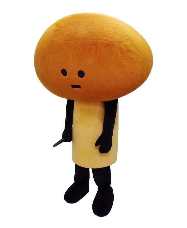 這隻「不想工作的蘑菇」被拍到雨中超落寞瞬間爆紅,「渾身怨念無力感」把全網路萌翻了!(26張)