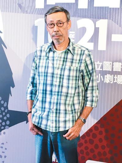 香港70歲資深男星馮淬帆定居台灣30年,他坦言:「台灣最棒,對香港沒感情」。