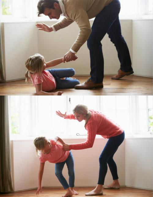 小時候被父母打過的孩子:這就是你長大後的「心理後遺症」。