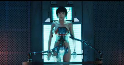 《攻殼機動隊》首發預告片推出!史嘉蕾喬韓森根本「全裸」讓人驚豔!