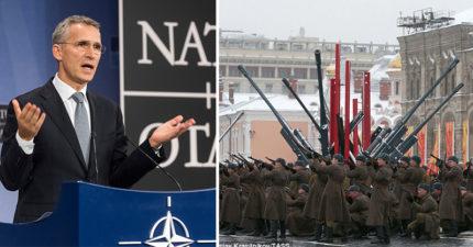 焦點新聞:北約「組織30萬大軍」準備跟俄羅斯開戰,但應該還是會打不過俄羅斯!