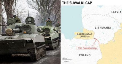 自冷戰結束以來「第3次世界大戰」將近,這就是最有可能開戰的地點!