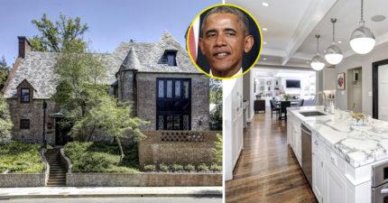 歐巴馬離開白宮後會搬進比白宮還豪華「1億6千萬」豪宅!光看後院都覺得比白宮還氣派了!