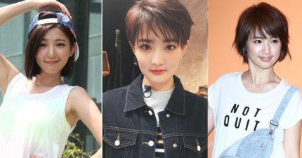 10位「證明短髮比長髮迷人100倍」的亞洲短髮女星,楊丞琳的超短髮已經帥到女生都愛上了!