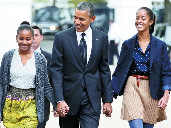 光看歐巴馬VS川普對自己女兒說的話,對比看出「誰才是更棒的總統」!