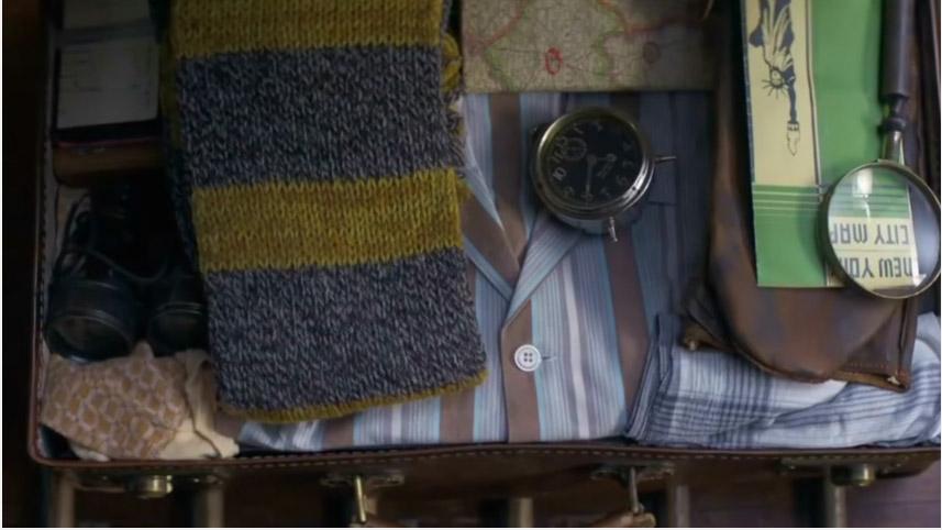 18個《怪獸與他們的產地》銜接《哈利波特》最神彩蛋。「這兩對」原來都有修成正果?!