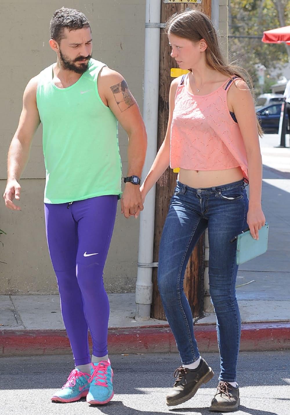 14位「最不應該脫下瑜珈褲」的瑜伽褲HOLD不著爆性感女星。#14害我需要買新眼鏡啦!