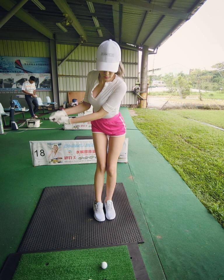 他分享照片解釋老闆為什麼「愛打高爾夫」,網友們回應:「重心太高...」(內有臉書連結!)