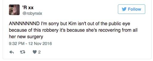 金卡達夏之前「遭綁架劫走3億」網友發現根本自導自演,網友說「看屁股就知道了」。(有圖有真相)