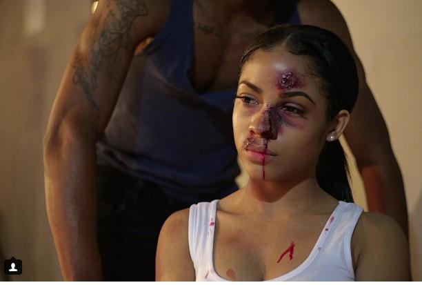 5張真實重現「家暴受虐流血」照,讓你看到從沒想過的恐怖黑暗真相。