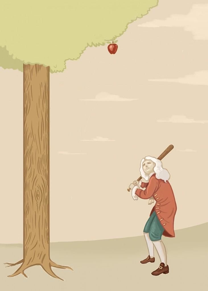 15張會幫助你看透人生的「現代人扭曲價值觀」中肯諷刺插畫。