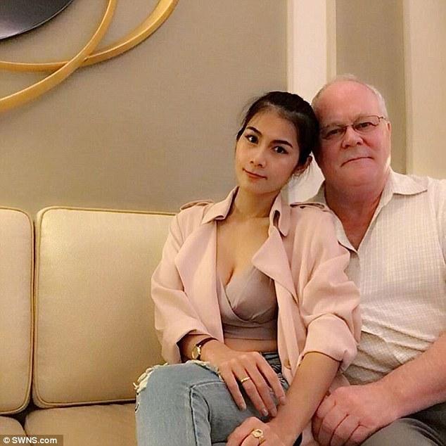 31歲A.V片性感女星成功嫁給70歲百萬富翁,她:「全都是學佛的功勞」!