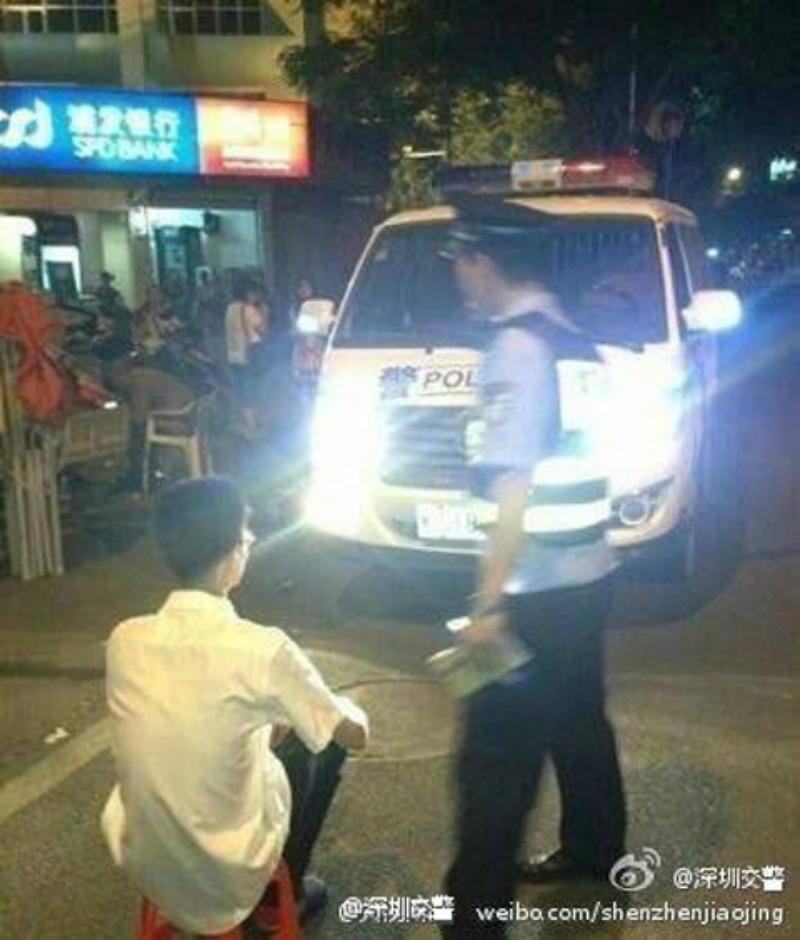 中國處罰亂開遠光燈「強迫看大燈閃瞎一分鐘」必須睜開眼睛,網友跪求「台灣快跟進」!
