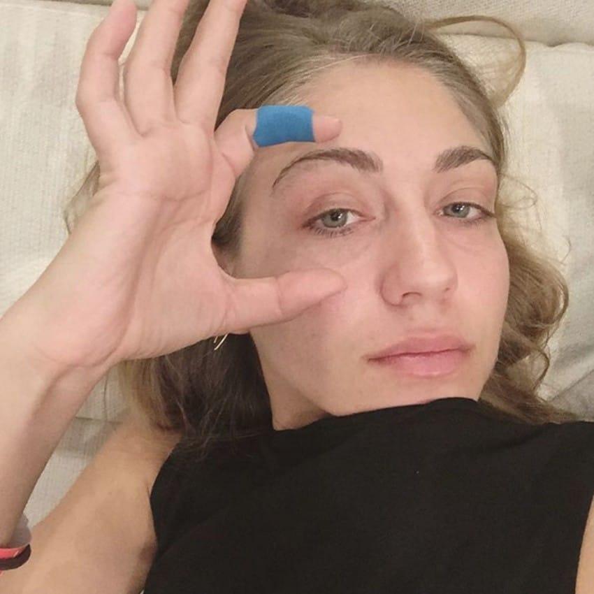 她第一次月經就「5年都沒有停止流出來」大量失血,27歲的時候她看了醫生後發現...