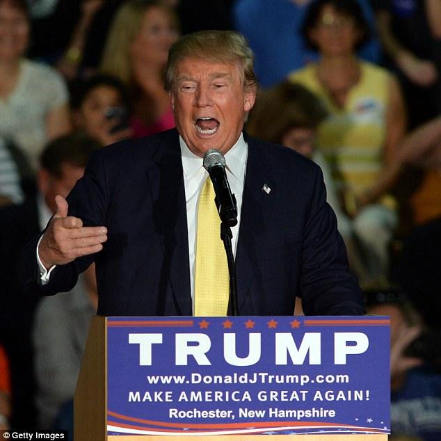 當問到川普要不要拿總統1200萬薪水時,他霸氣回答:「不會拿一毛錢,無所謂。」