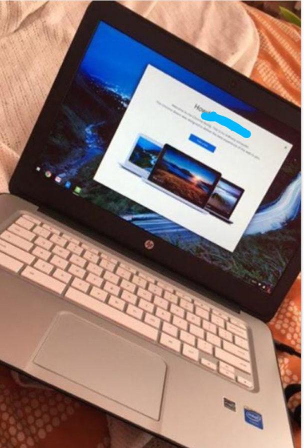 女子PO文賣二手筆電不小心連「自己的胸部」也賣了!網友說:「買定了!」