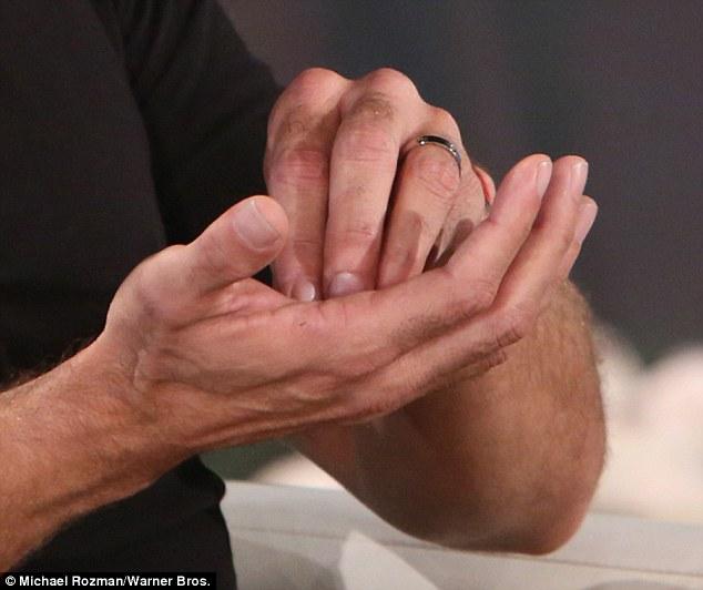 瑞奇馬汀宣布要結婚了!兩人站在一起別的情侶就混不下去了!