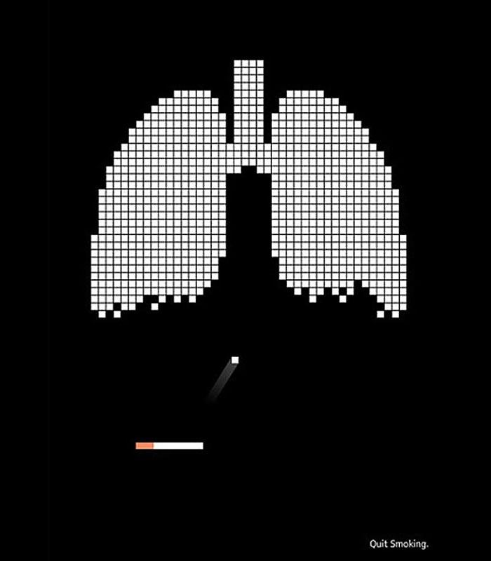30張告訴你「吸煙比IS更可怕」的警世圖片!#5吸煙會讓精子變...