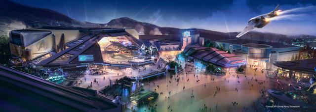 香港迪士尼14億美元擴建,《冰雪奇緣》+《復仇者聯盟》主題區讓人想立刻買機票了!