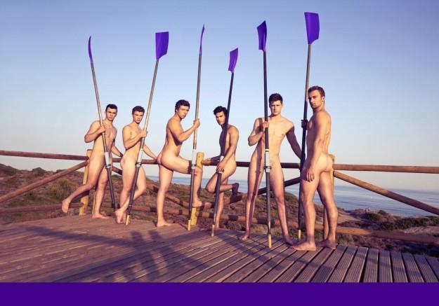 帥哥賽艇隊推出「性感全裸年曆」爆養眼,背後深遠用意你非買不可!(附購買連結)