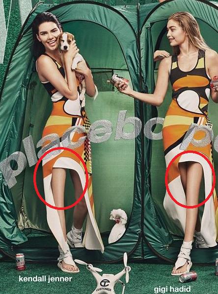 美國歌手瑪麗亞PO「隙縫半球爆乳」照片,但修圖太誇張被網友抓包:「太明顯了」!
