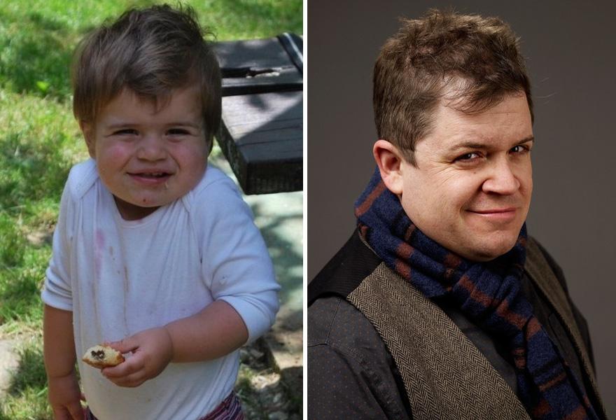 30張會讓爸爸狂冒冷汗的「與名人相似度破表」小嬰兒照!