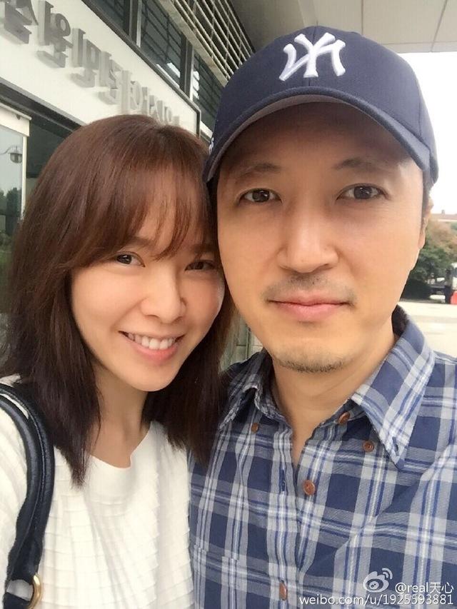堅持「不婚主義」天心熱戀4個月昨日宣布閃婚!全因為「溫柔韓國老公」關鍵舉動!