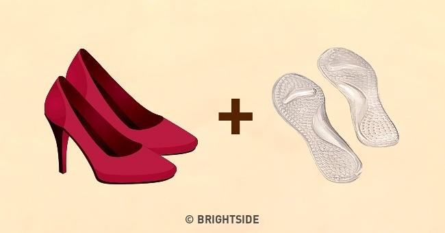 10個「穿新鞋再也不怕腳痛」的實用妙招 冰塊很有用!