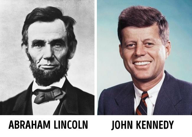 12個歷史上「最不可思議」的巧合 林肯與甘迺迪「共同點」多到詭異!