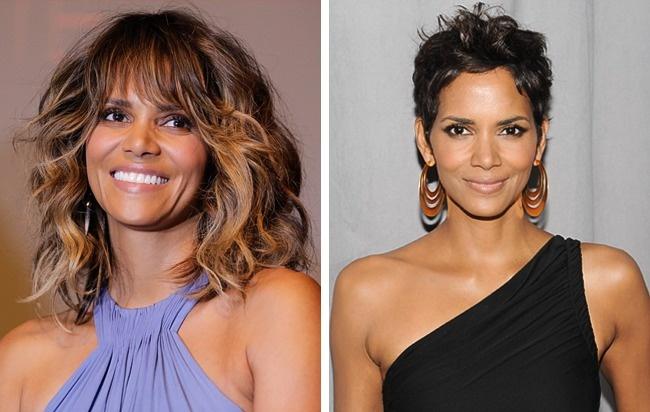 12個「長髮→短髮變得更正」的巨星,#11會立刻說服你放棄長髮!