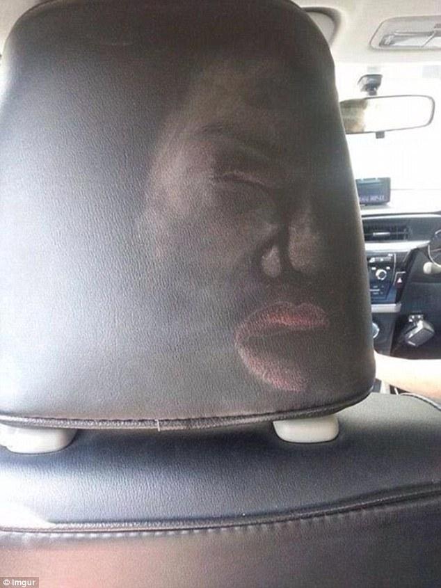 一場車禍讓她差點死亡,「椅背上浮現的鬼臉」卻讓她當場回魂笑歪:「辛苦都白費了」!