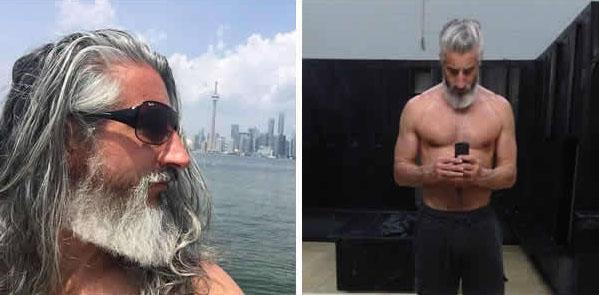 30幾位會讓你發現「男人沒過50不可能帥」的魅力爆表成熟大叔,#8年紀差50歲都OK!
